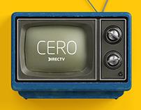 DIRECTV: Cero