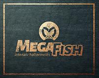 Megafish logo design