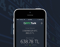Bitcoin Exchange Mobile APP