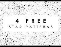 4 FREE STAR PATTERNS