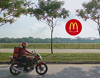 McDonald's® McDelivery - Ramadhan TVC 2018