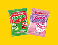Yupo Packaging Design