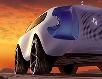 Renault Adventure Crossover Project
