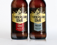 Franciscan Well Rebrand & Packaging