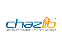 ChazLib Library Management System- Logo (Makeover)