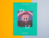 Perdiz Magazine — Issue #1.