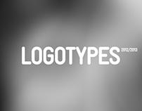 Logotypes 2012/2013