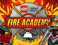 LEGO - City Fire Academy