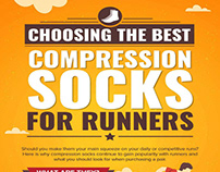 How to Choose the Best Compression Socks for Runners