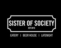 Sister of Society - Launch Party
