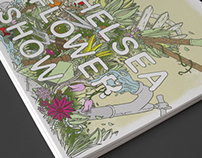 Chelsea Flower Show Promotional Artwork