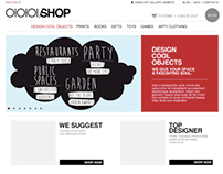 OIOIOI/SHOP Layout (work in progress)