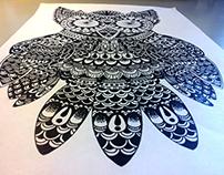 INK - Owl