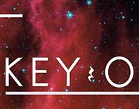 Typeface Key-O