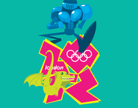 2012 Olymic Mascot Pitch