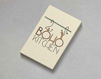 Boho Kitchen - Logo Design
