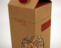 Toats Granola Cereal