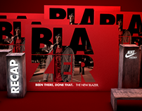 Nike – Blazer – Retail – Campaign