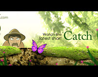 'Catch' - LeeDanielsART Animation