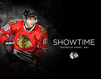 Spotlight Series (Chicago Blackhawks Player Wallpapers)