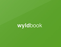 Mobile App - Prototype (wyldbook)