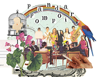 Panda Pompoir - Album Artwork