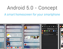 Android 5.0 - Concept