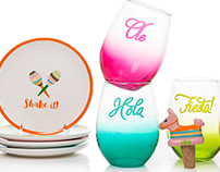 Taco Party Tabletop Entertaining