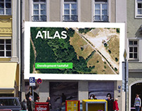 Atlas Development — Brand Identity