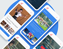Archery Federation Of Moscow Website