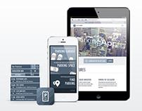 parkingApp2 - iOS App