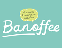 Banoffee font