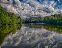 River Bóbr