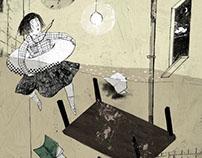 editorial illustrations