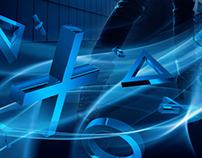 PlayStation Swirl Girl