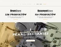 Drumstore & Basementstore