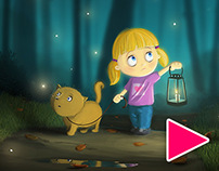 Fireflies Will Guide Her Home + Time Lapse video