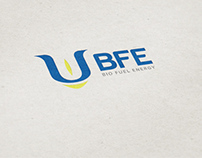 BFE bio fuel energy Brand Identity