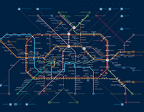 Subway Map, ID and Mobile App