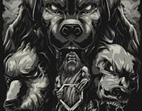 Hades Illustration for Seventh.Ink