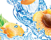 Fruits and Water