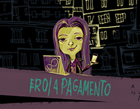 I Peggiori- the movie's poster