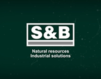 CORPORATE VIDEO FOR S&B INDUSTRIAL MINERALS COMPANY