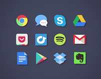 Michael Dolejš's - Free Colorful Icons (Animated)