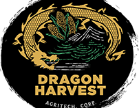 Dragon Harvest Agricultural Tech Corp Brand Identity
