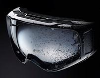 POLINELLI OCCHIALI - BLAST - snow goggle Mako III
