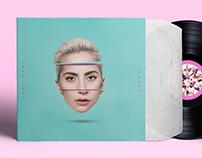 Lady Gaga - Joanne LP Design (fan made)