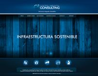 Diseño Pagina Web Control Ambiental Consulting