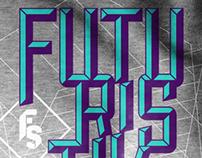 Futuristik Soul: logo T-shirts