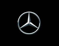 Mercedes-Benz USA - IT Dept. Logo Design